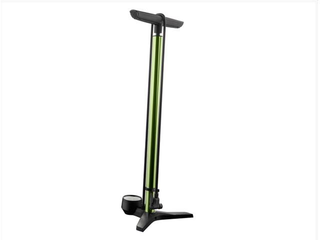 Birzman Maha Flick-It V Floor Air Pump green